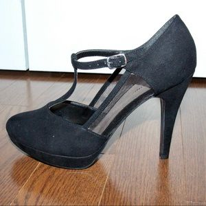 Brand New Call it Spring T-Strap Heels